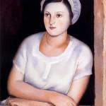 Jose de Togores i Llach (1893 - 1970), portrait de Roussillonnaise