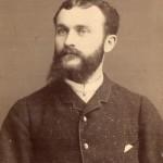 Charles de Pallarès en 1886.