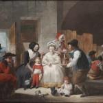 Jacques Gamelin, Scène d'intérieur, Musée de Carcassonne.