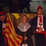 la Coupo Santo apportée par les Catalans