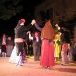 Sardane en habits traditionnels