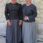 Costumes du Roussillon vers 1880.