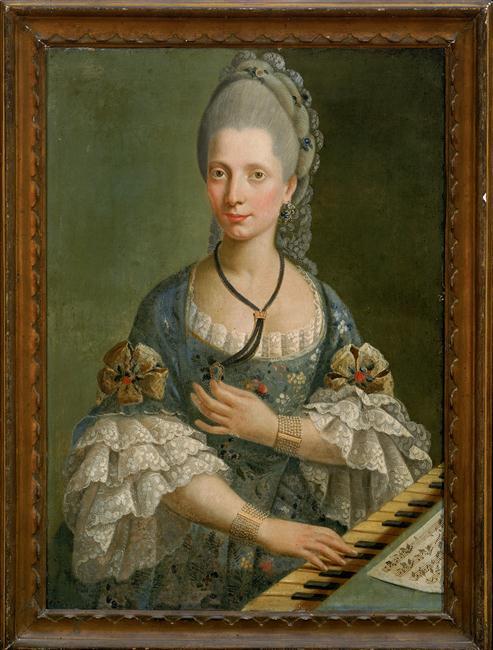 Italie, Bologne, Museo Bibliografico Musicale di Bologna