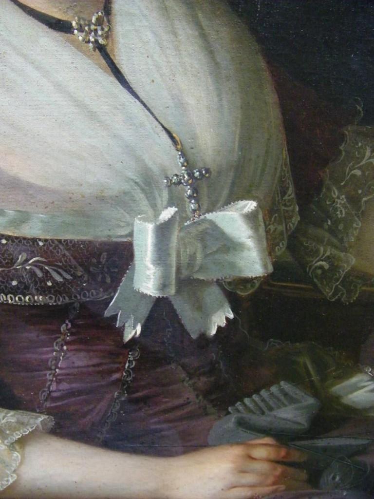 détail des bijoux