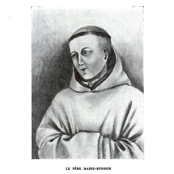 Vincent Ferrer, frère Marie-Ephrem en religion, né à Perpignan en 1814 et mort à Aiguebelle en 1839.