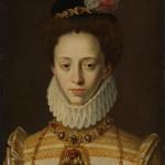 Portrait d'une duchesse de Jülich-Cleve-Berg