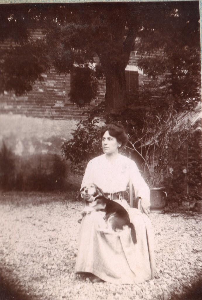 Mlle Hortense de Rivals