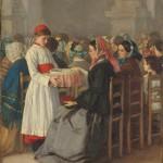 le pain benit, LOIRE Léon (1821 1898)