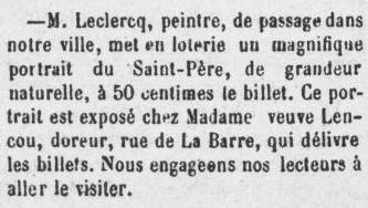 Le Roussillon, 1873 09 09