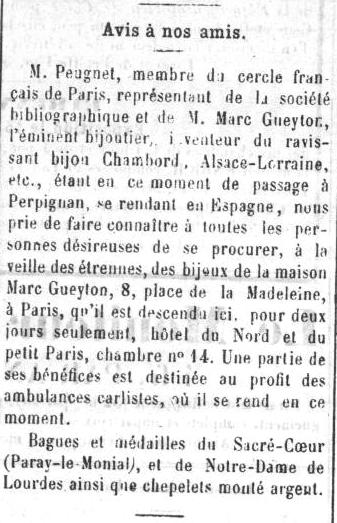 Le Roussillon 24 12 1873