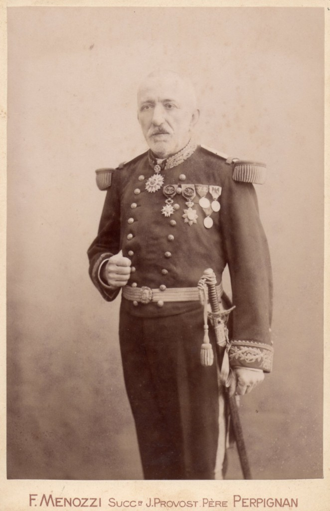 Le capitaine Marius Douzans