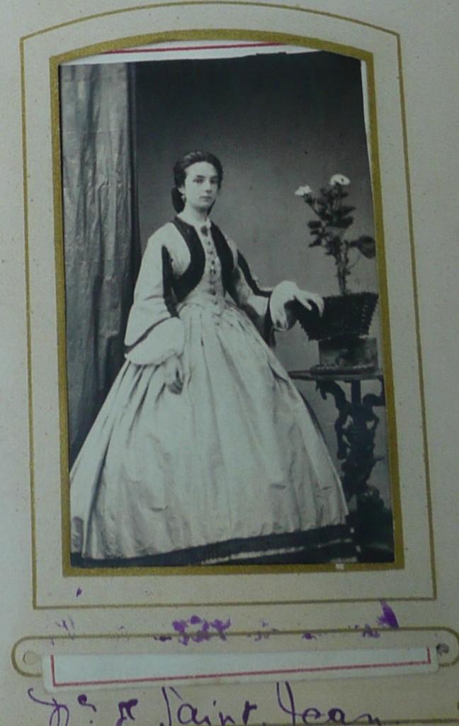Marie Balalud de Saint Jean, née de Romeu
