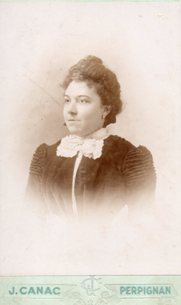 Therese Verdot née Belle