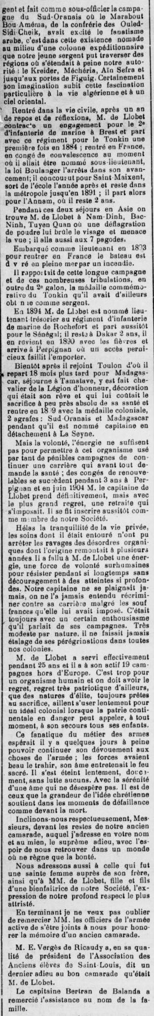 Le Roussillon 1905 10 08