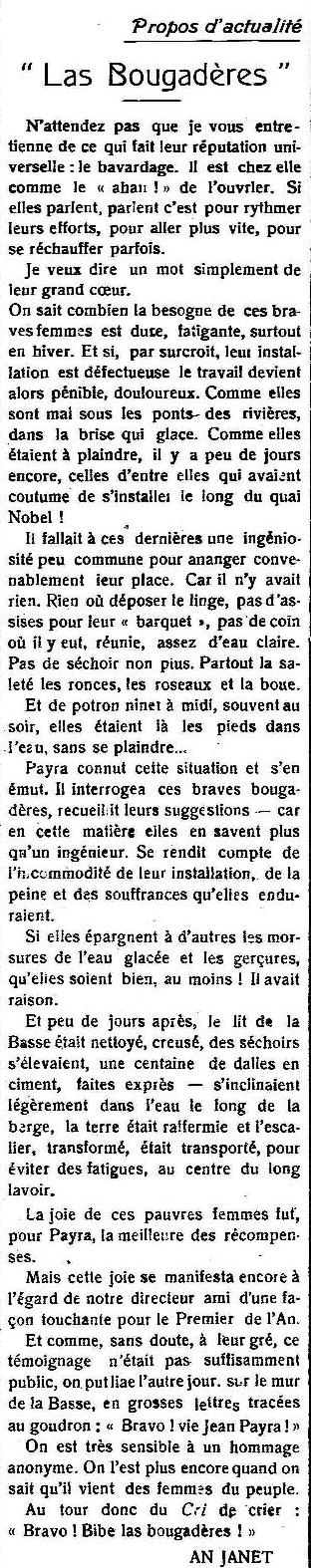 Le cri catalan 1929 26 01