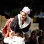 saut des danses catalanes et provençales.