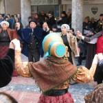 Una sardana tocada per la cobla Tres Vents