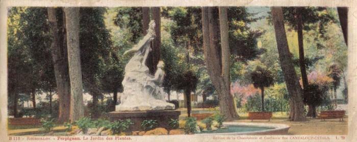 Square de Perpignan