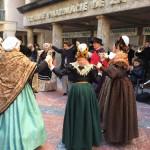 Les danses a la plaça de la Llotjà de Perpinyà