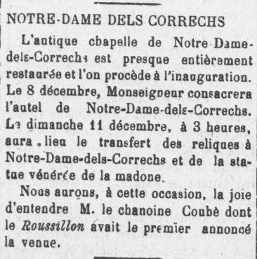 Le Roussillon 1921 28 11