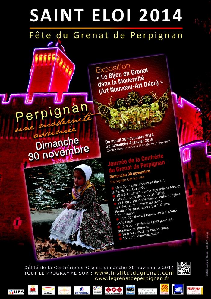 Perpignan SAINT ELOI 2014