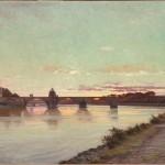 Avignon par JM Sain (1853 1908)