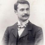 Henri Mitjavile, photo Cairol, Montpellier.