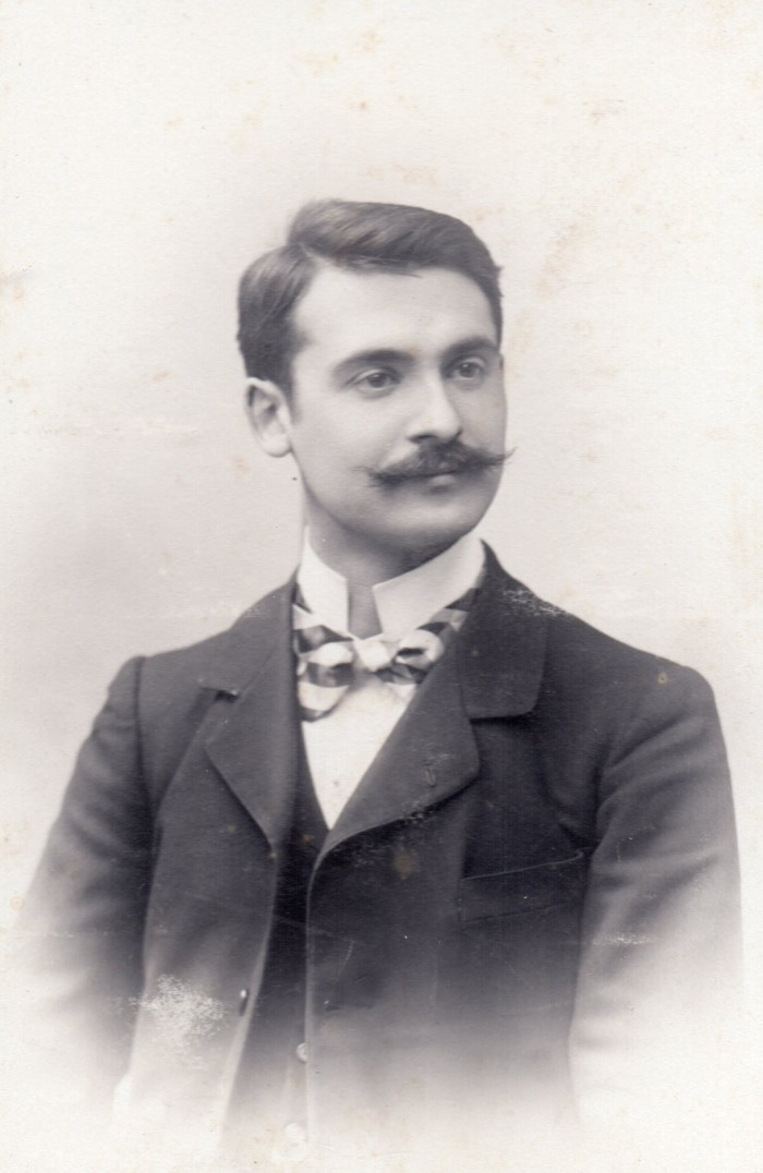 Henri Mitjavile, photo Cairol, Montpellier.