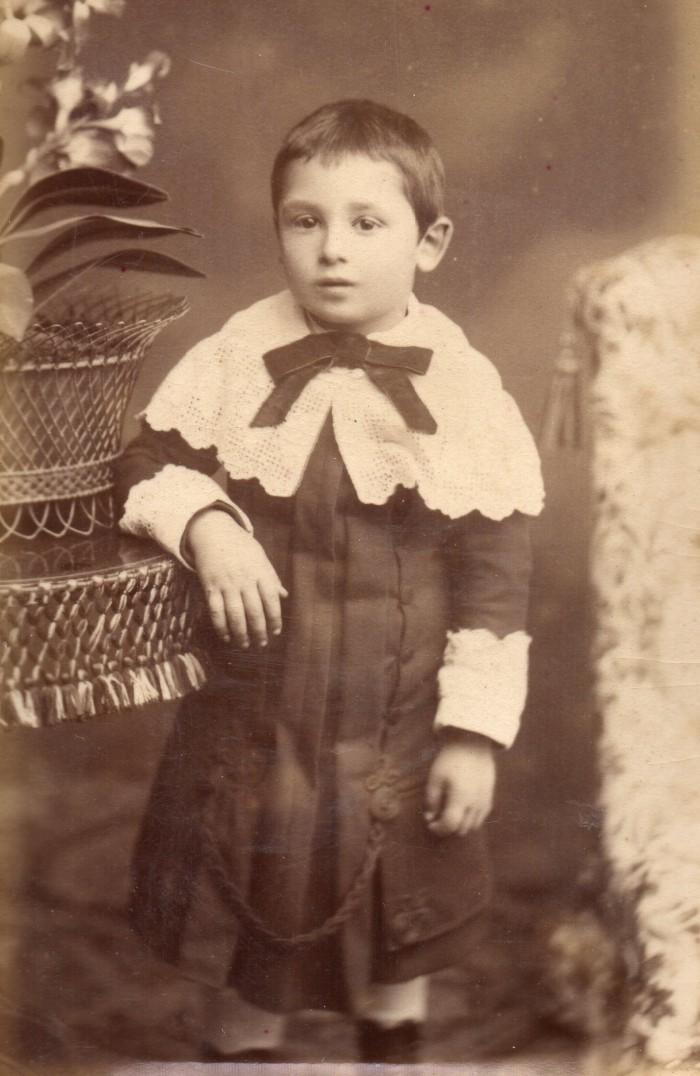 René Mitjavile, photo Provost, Perpignan.