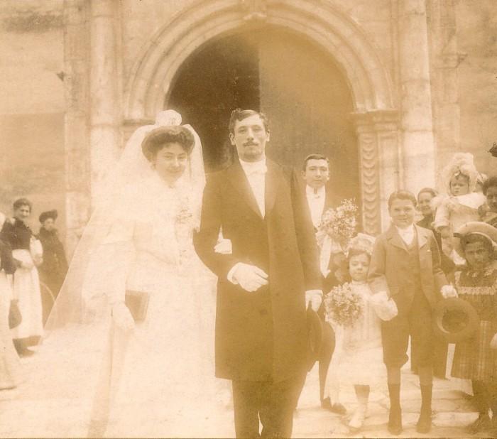 Grand mariage à la cathédrale de Perpignan