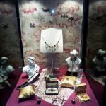 Vitrines des bijoux de la Belle Epoque