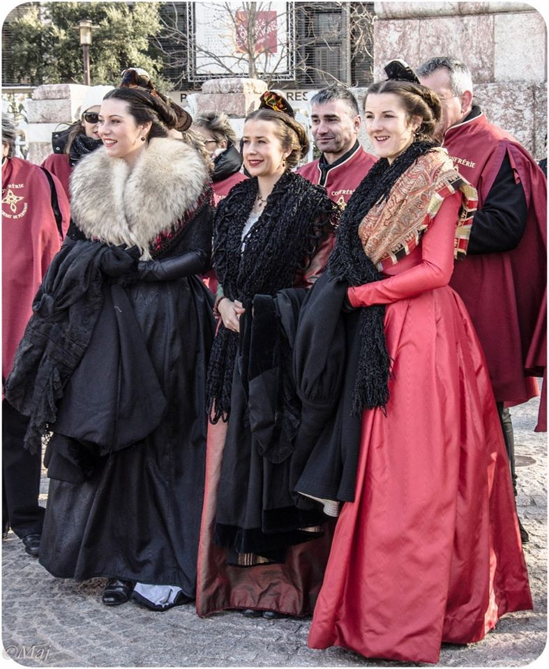 Le 22 ième règne d'Arles  à Perpignan
