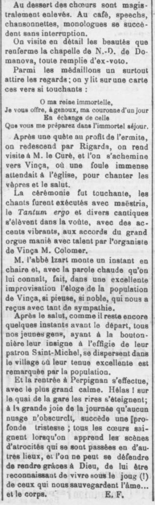 le Roussillon 1900 19 04