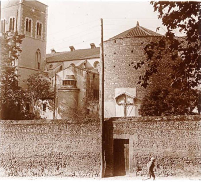 L'église Notre Dame La Réal, Perpignan