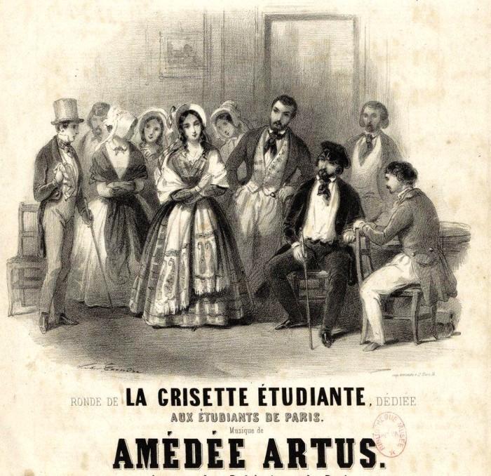 """Amédée"""" Urbain Louis Henry Joseph né le 28 octobre 1815 à Perpignan,Compositeur et chef d'orchestre."""