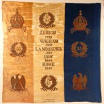 drapeau du 53eme, Perpignan.