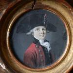 portrait de Pradal, ancienne collection Louis Bausil.