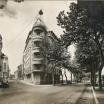 Immeuble Rey, siège du Boulevard Wilson, architecte SAVOYEN, 1937.