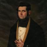 Antoni Esplugas i Gual, portrait d'homme.