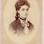 Portrait de Marie Rotgé.