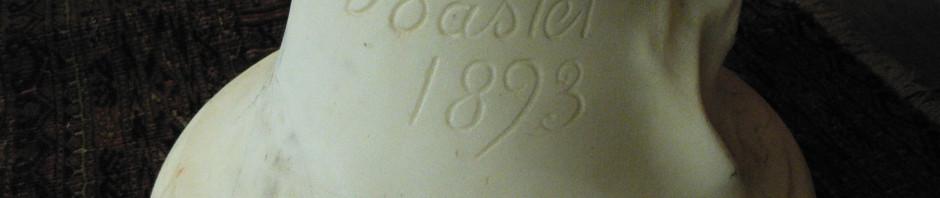 Buste de femme, Victorien BASTET.
