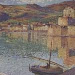 Collioure Henri MARTIN