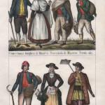 Costumes des Baléares 1840