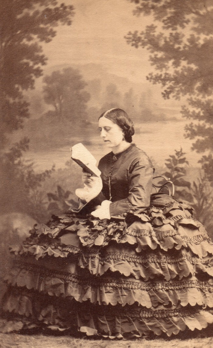 Madame Justin Durand de Perpignan.
