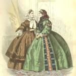 Modes en 1865