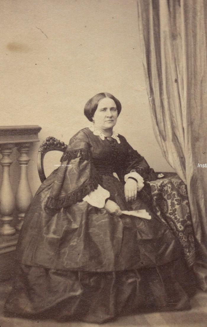 Madame Jaubert de Passa