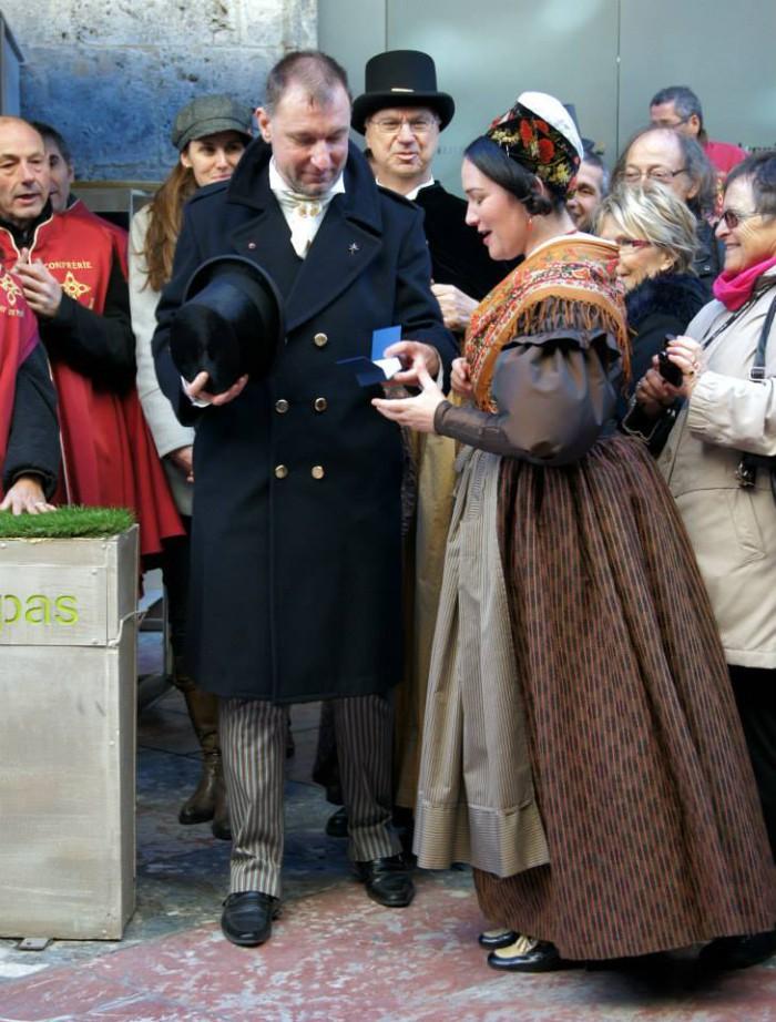 Le prix Tradition  en 2013.