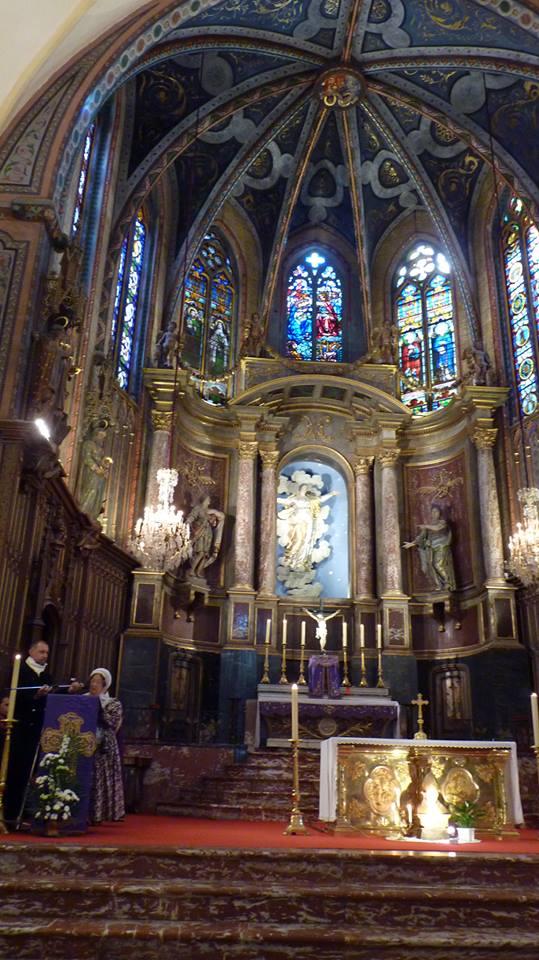 Saint Eloi fete du Grenat de Perpignan