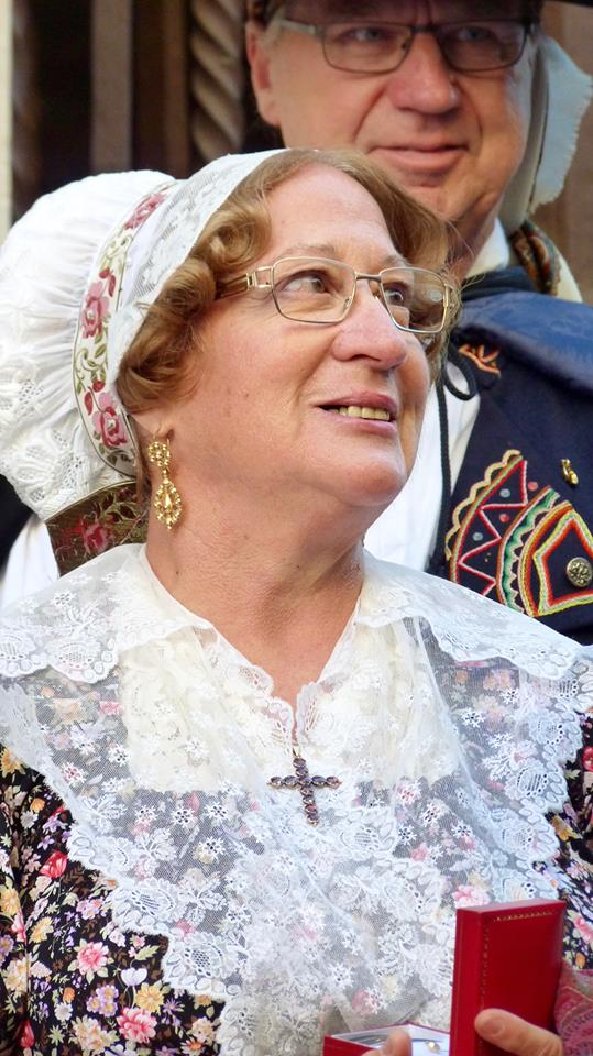 prix du costume traditionnel saint Eloi Perpignan 2015