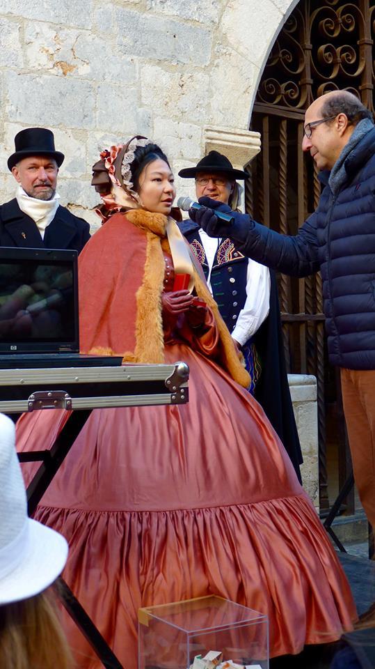 prix du costume citadin saint Eloi Perpignan 2015